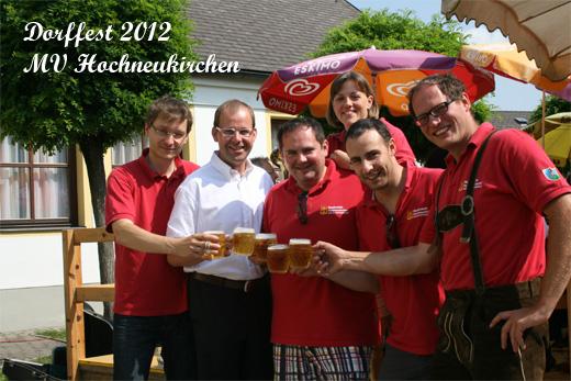 Vorstand MV Hochneukirchen