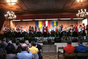 Musikverein Hochneukirchen Neujahrskonzert 2012