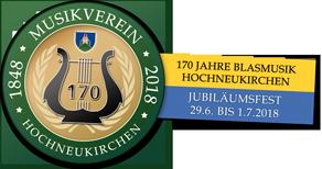 165 Jahre Blasmusik in Hochneukirchen
